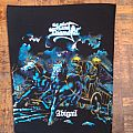 King Diamond - Abigail Original Backpatch