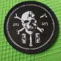 13th Moon - Skull Insignia Round Woven Patch