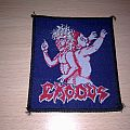 Exodus - Bonded By Blood Official Woven Patch
