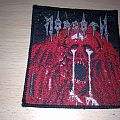 Patch - Morgoth - Resurrection Absurd Official Woven Patch