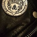 13th Moon - Subterranum Tenebris Gnosticos Sigil Metal Badge Pin / Badge