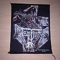 Asphyx - Crush The Cenotaph Official Woven Patch