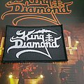 King Diamond - Logo Patch