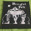 Mercyful Fate - Patch - Mercyful Fate - ''Nuns Have No Fun'' Backpatch