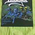 King Diamond - Patch - King Diamond - Abigail Bootleg Backpatch