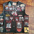 Bestial Warlust - Battle Jacket - Black Denim Vest Update