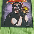 King Diamond - Patch - King Diamond - ''Skull'' Official Backpatch