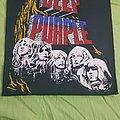 Deep Purple - Patch - Deep Purple In Rock Backpatch
