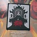 King Diamond - Patch - King Diamond - Throne Original Patch