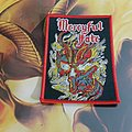 Mercyful Fate - Don't Break The Oath Bootleg Patch