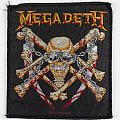 Patch - Megadeth Killing is Business... Official 1993 patch.