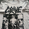 GRAVE Tremendous Pain tshirt, bootleg