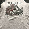 NEUROSIS Times of Grace Official baseball tshirt