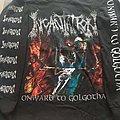 Incantation - TShirt or Longsleeve - INCANTATION, Onwards to Golgotha Long sleeve