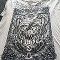 DISMEMBER white tshirt, bootleg