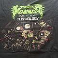 VOIVOD Killing Technology Official tshirt