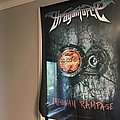Dragonforce - Other Collectable - Dragonforce Inhuman Rampage Flag