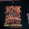 Slayer final two shows