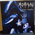 Midnight - Tape / Vinyl / CD / Recording etc - Midnight- Satanic Royalty (Blue Vinyl) 777 copies