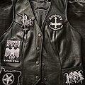 Pest - Battle Jacket - Custom Painted Battle Vest
