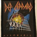 Def Leppard Pyromania Printed Patch