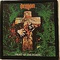 Demon - Patch - Demon Night Of The Demon