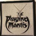 Praying Mantis Logo Patch