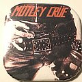 Mötley Crüe Badge Pin / Badge