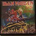 Iron Maiden Run to the Hills Patch