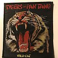 Tygers Of Pan Tang Wild Cat Patch