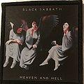 Black Sabbath Heaven & Hell Patch