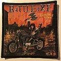 Battleaxe - Patch - Battleaxe Burn This Town Patch