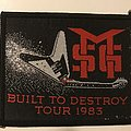MSG - Patch - MSG Built To Destroy Patch