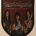 Motörhead Iron Fist Patch