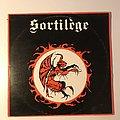 Sortilège First EP Tape / Vinyl / CD / Recording etc