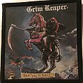 Grim Reaper - Patch - Grim Reaper See you in Hell