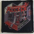 Accept  Metal Heart Patch