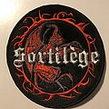Sortilege - Patch - Sortilège First LP