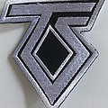 Twisted Sister - Patch - TS Logo