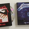 Metallica Vinyl replica CDs Tape / Vinyl / CD / Recording etc