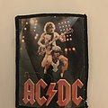 AC/DC Vintage Photo Patch