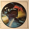 Anvil Metal on Metal Picture Disc LP