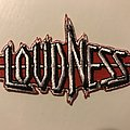 Loudness - Patch - Loudness Logo