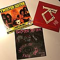 Twisted Sister Singles Tape / Vinyl / CD / Recording etc