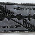 British Steel Patch