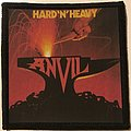 Anvil Hard' N' Heavy Patch