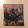 Iron Maiden Number Patch