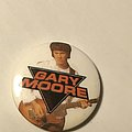 Gary Moore Badge Pin / Badge