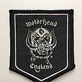 Motörhead England patch
