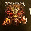 TShirt or Longsleeve - Megadeth Head Crusher